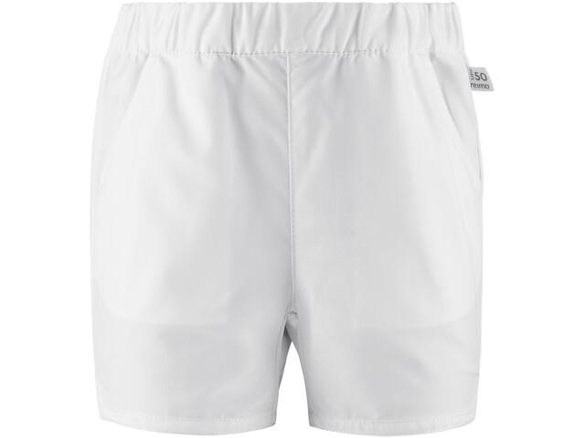 Reima Hoppu Spodnie krótkie Dzieci, white
